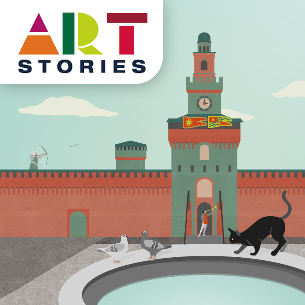 Art Stories Sforza Castle